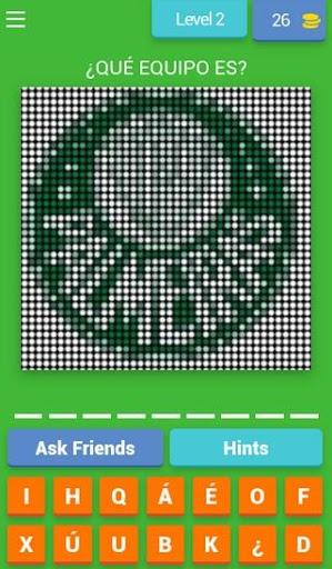 Foto do Brazilian League Clubs Soccer Game Logo Quiz