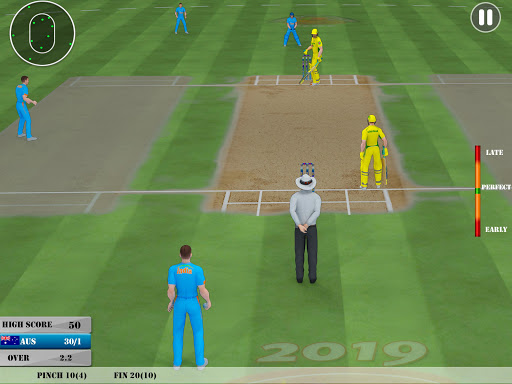 Cricket World Tournament Cup 2021: Play Live Game android2mod screenshots 5
