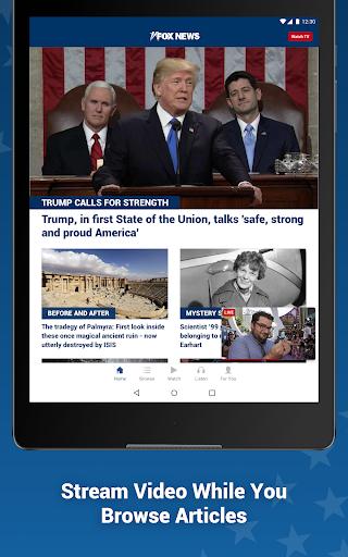 Fox News: Breaking News, Live Video & News Alerts 4.20.0 Screenshots 16