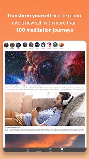 Synctuition - MindSpa, Meditation, Sleep & Calm apktram screenshots 15