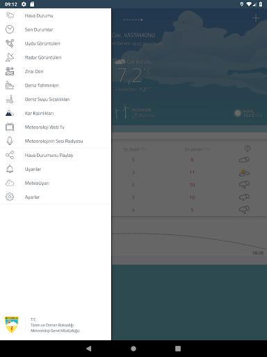 Meteoroloji Hava Durumu  Screenshots 13