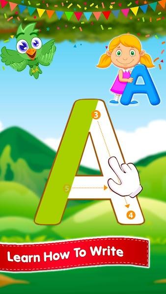 Kids Preschool: Kindergarten Learning Games Free