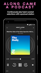RadioPublic: Free Podcast App For Android Screenshot