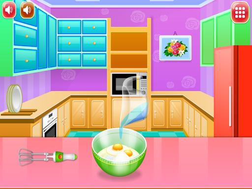 baking red velvet cake screenshot 3