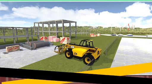 Dozer Crane Simulation Game 2 screenshots 5