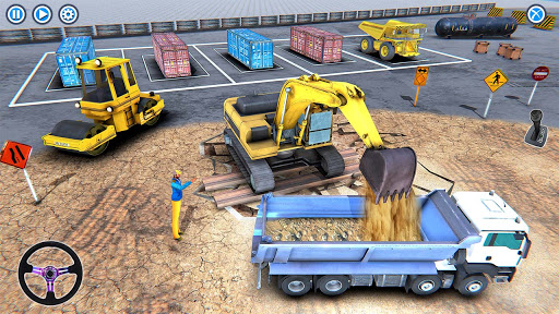 New City Construction: Real Road Construction Sim 1.13 screenshots 2