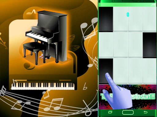 Lewis Capaldi - Someone You Loved - Touch Piano 1.0 Screenshots 2