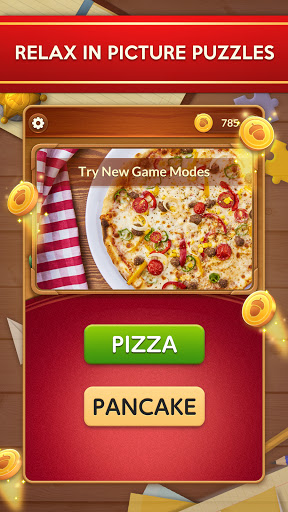 Word Card: Fun Collect Game screenshots 3