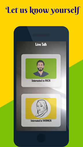 Live Talk - Free Live Video Chat with Strangers 1.15 Screenshots 3