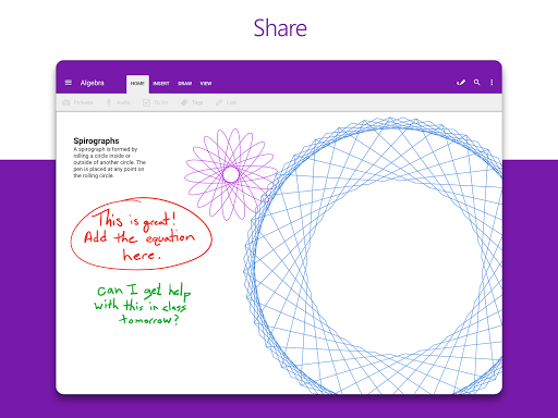 Microsoft OneNote: Save Ideas and Organize Notes screenshots 9