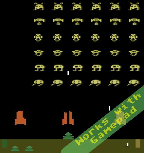 Télécharger Classic Invaders - Jeu de tirs des années 80 apk mod screenshots 1