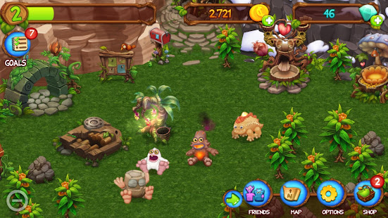My Singing Monsters: Dawn of Fire screenshots 6