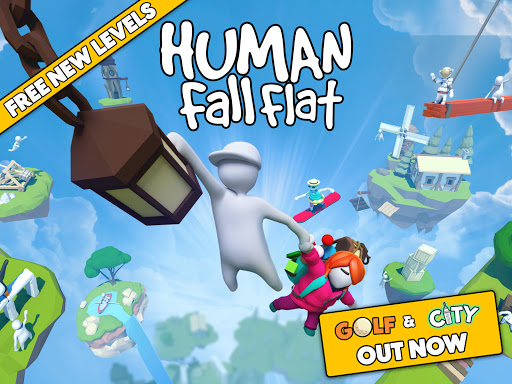 Human: Fall Flat screenshots 1