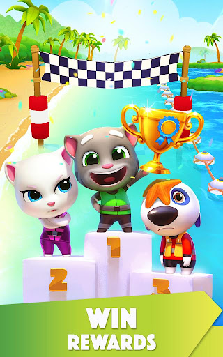 Talking Tom Jetski 2 1.5.1.451 screenshots 18