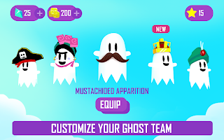 Ghost Game - Get the Chow!