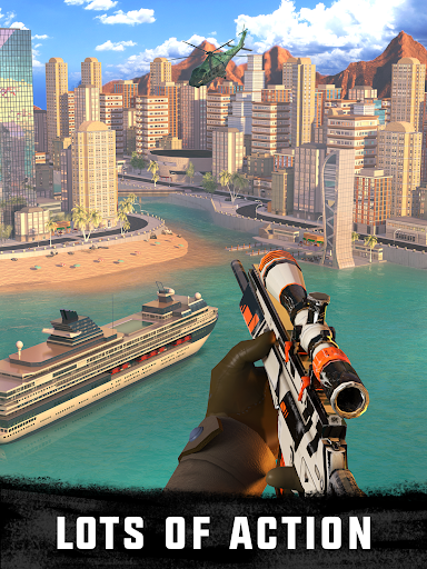 Sniper 3D: Fun Free Online FPS Shooting Game 3.19.4 screenshots 4