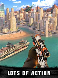 Sniper 3D: Fun Free Online FPS Shooting Game
