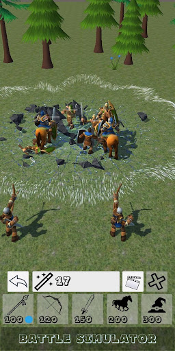 Battle Simulator 4.5 screenshots 6