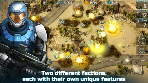 Art of War 3: PvP RTS modern warfare strategy game 1.0.88 screenshots 6