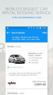 Rentalcars.com Car Rental App 2021.7.1 Screenshots 4