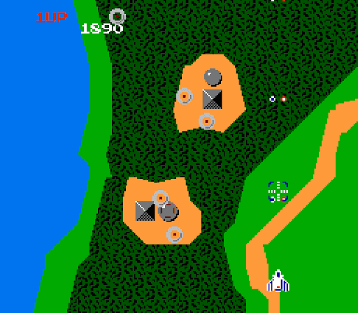 Xevioux 1.20 screenshots 2