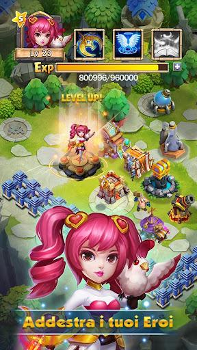 Castle Clash: Gilda Reale 1.7.2 screenshots 8