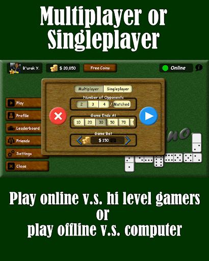 Dominoes Game apkdebit screenshots 3