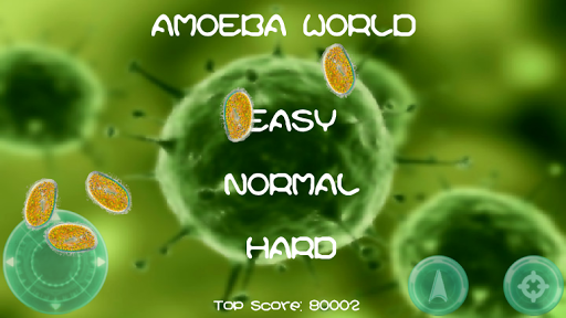 amoeba world screenshot 1