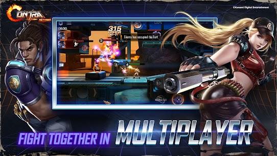 Contra Returns Mod Apk (MOD, Unlimited Ammo/Menu) 2