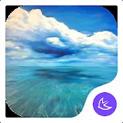Sky-APUS Launcher theme
