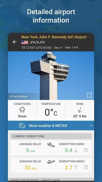 Flightradar24 Flight Tracker poster 4