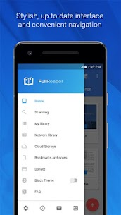 FullReader all e-book formats reader v4.2.7 build 251 MOD APK 1