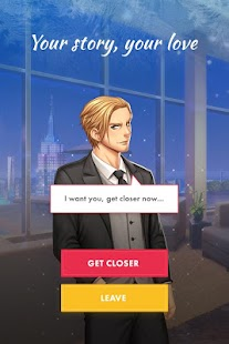 The Winter Kiss Novel ♥ Otome Love Story Screenshot