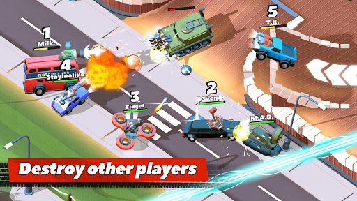 Crash of Cars 1.4.30 screenshots 13
