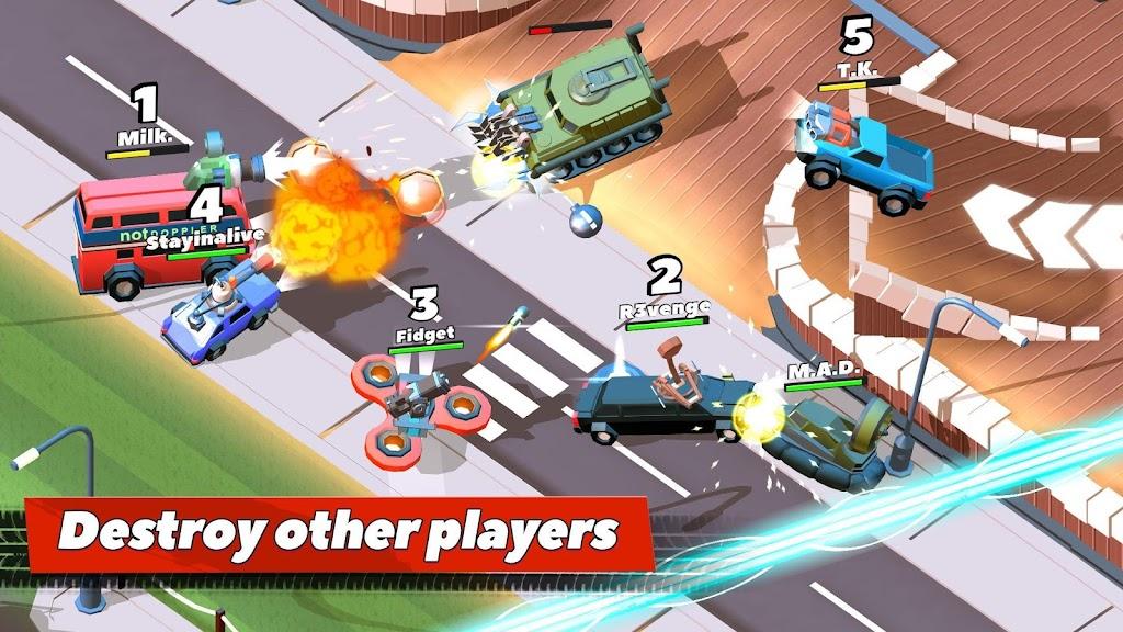 Crash of Cars poster 7