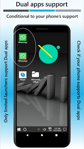 Win-X Launcher (No ads) Apkfinish screenshots 24