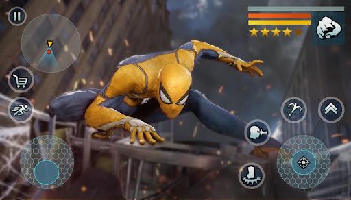 Spider Rope Gangster Hero Vegas - Rope Hero Game 1.1.9 screenshots 5