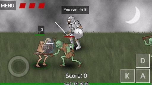 Necromancer Story 2.0.14 Screenshots 4