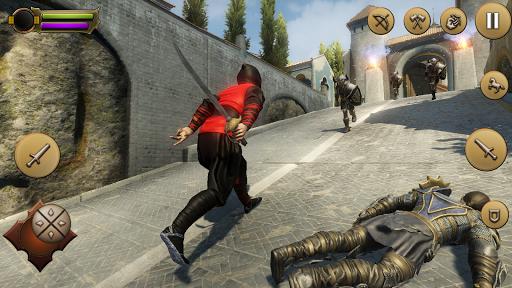 Creed Ninja Assassin Hero: New Fighting Games 2021  screenshots 1