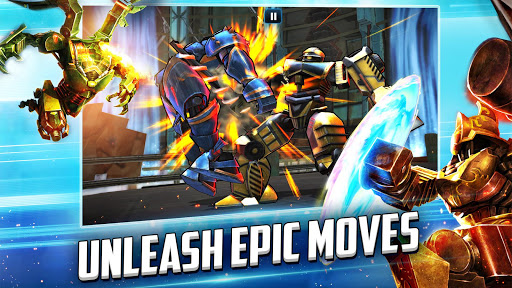 Ultimate Robot Fighting apktreat screenshots 2