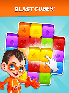 SuperHeroes Blast: A Family Match3 Puzzle