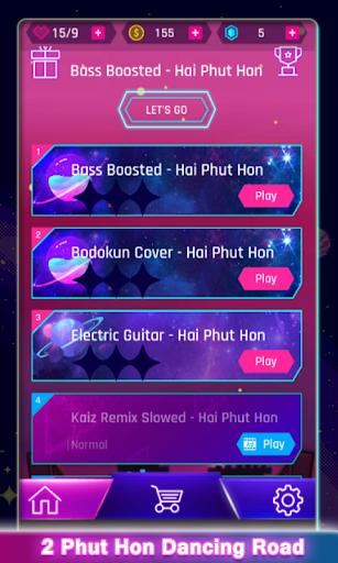 Phao - 2 Phut Hon Dancing Ball Color Edm Rush  screenshots 1