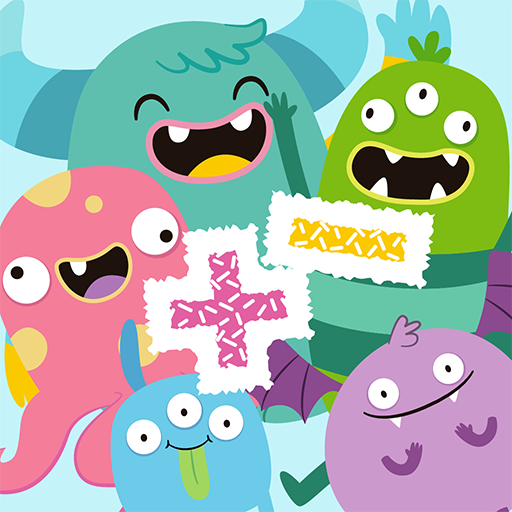 Fun Monster Math : Addition and Subtraction