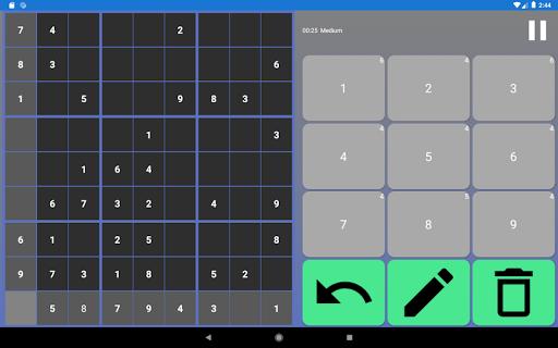 SUDOKU - Offline Free Classic Sudoku 2021 Games  screenshots 16