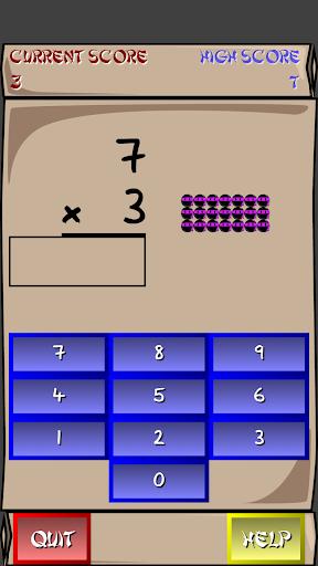 Multiplication Ninja 31 screenshots 15