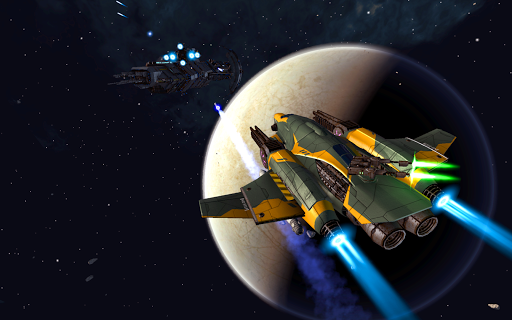 Space Commander: War and Trade screenshots 9