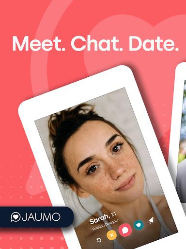 JAUMO Dating - Match, Chat & Flirt with Singles Apkfinish screenshots 7