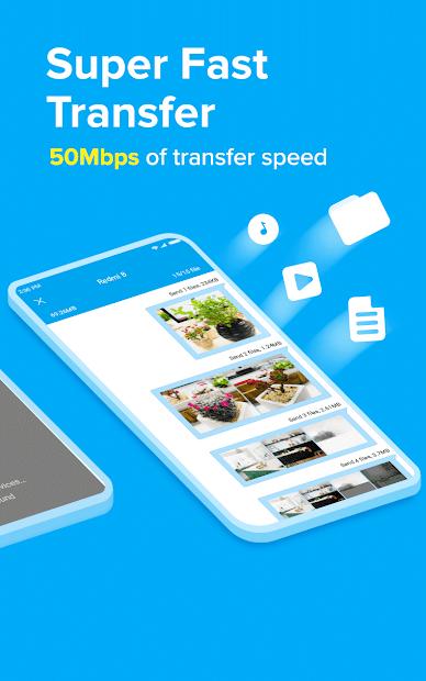 ShareMe - #1 file sharing & data transfer app screenshot 3