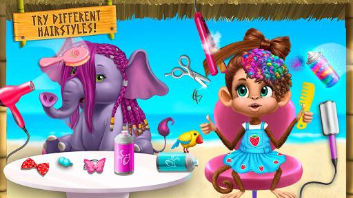 Jungle Animal Hair Salon 2 screenshot 7