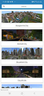 City Maps For Minecraft